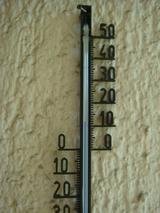 気温12度!!