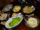 3月18日の夕食