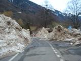 雪崩2道路