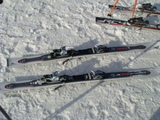 スキーのプレゼント