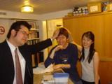 kimiを慰めるYoshi&Miyuki