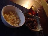 今日の晩御飯ー麻暴豆腐