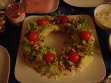 ポテサラ〜クリスマスバージョン