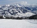 誰もいない。。。スキー場