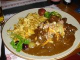 ジビエの季節・カモシカの肉