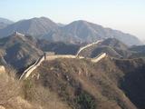 北京〜万里の長城
