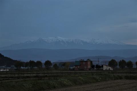 今日の大雪山と動画