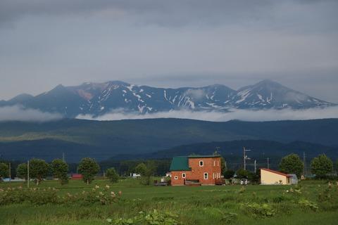 今日の大雪山