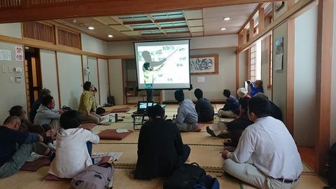 上川地区山岳パトロール合同ミーティング