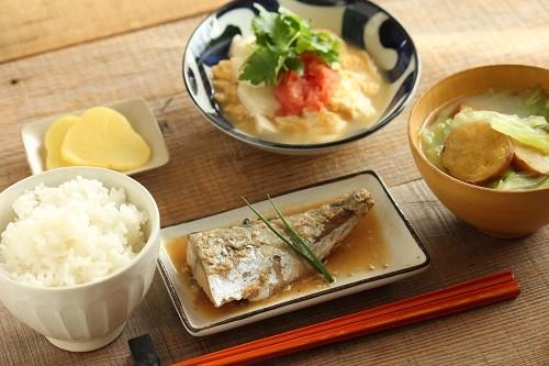 献立 サバの味噌煮 サバの味噌煮に合う献立まとめ。バランスの良い和食が楽しめるおすすめレシピ
