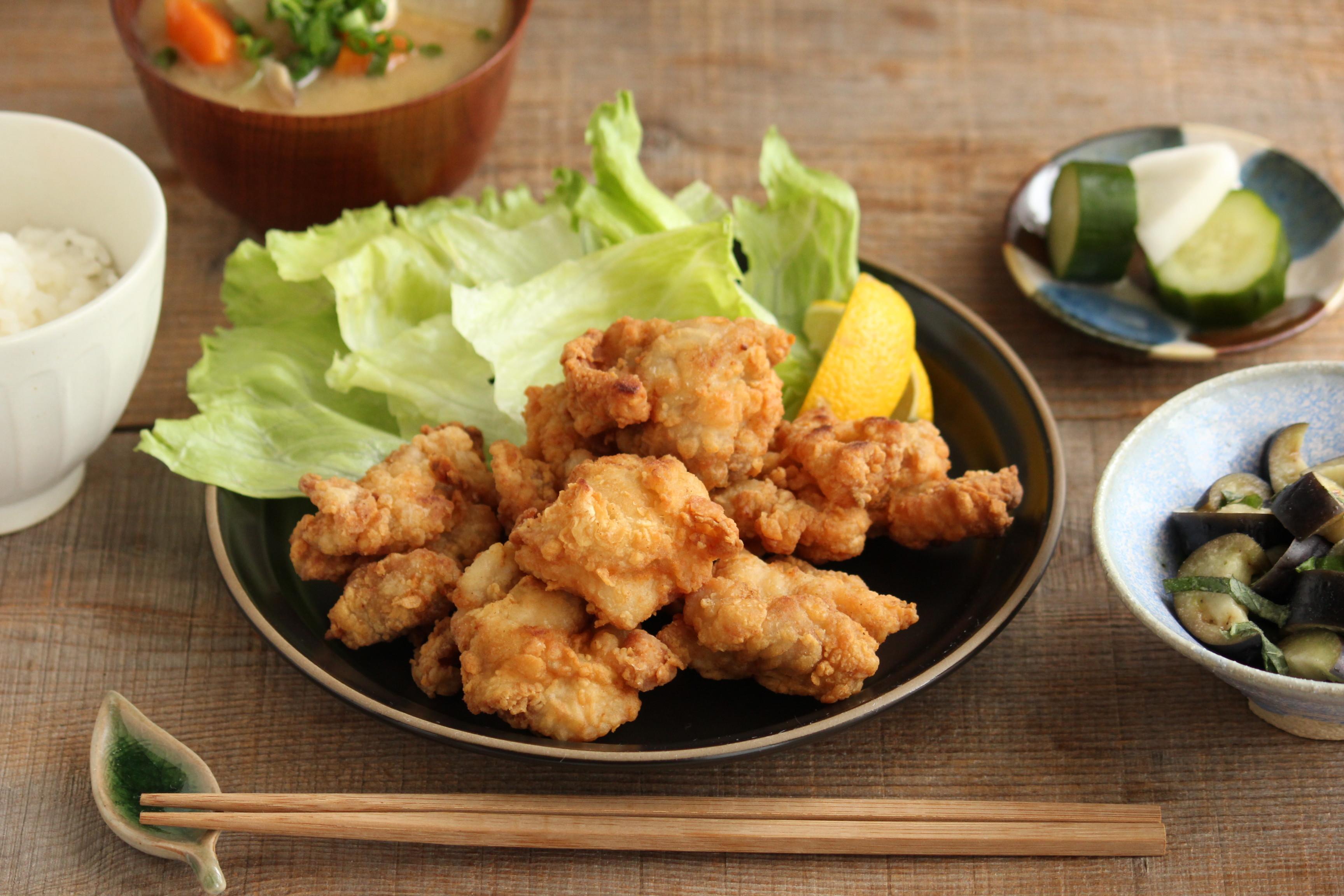 レシピ 人気 塩 から 揚げ