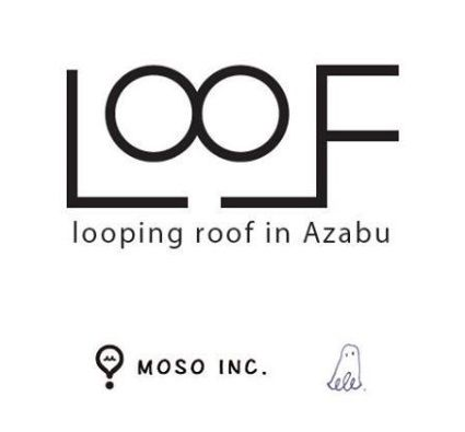 Looping roof