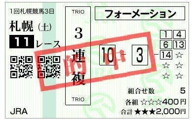 20180804札幌日経オープン2