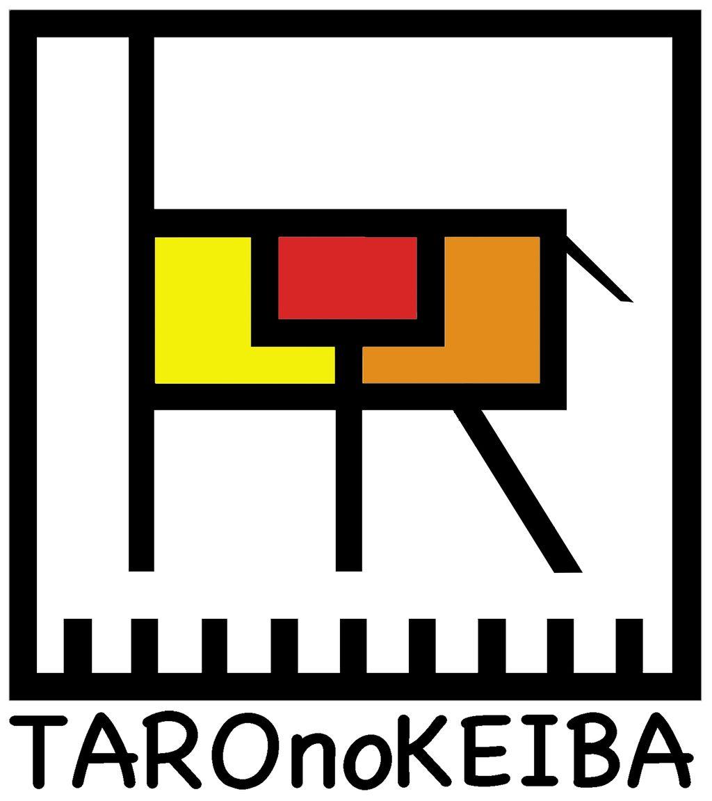 TAROの競馬ロゴnew♪