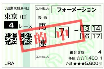 20170611東京4R