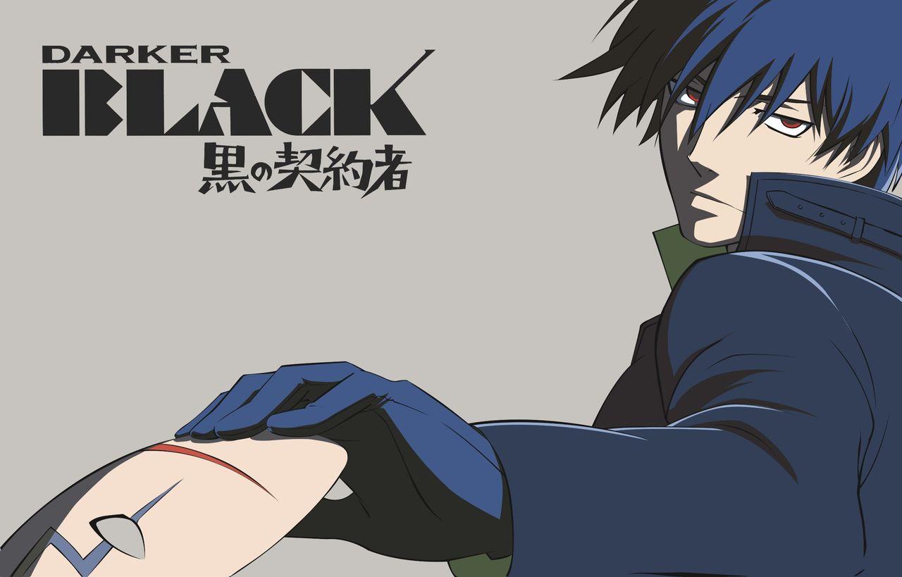 「DARKER THAN BLACK 黒」の画像検索結果