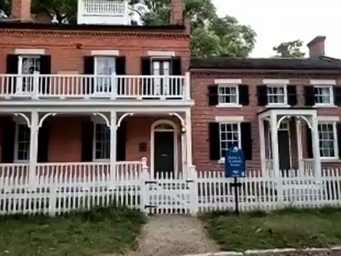 ヒーバー・キンボールの家