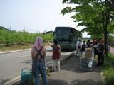 バスが来たよ〜!