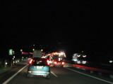 こっちも渋滞でした・・・。
