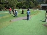 パターゴルフに初挑戦!