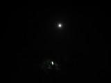 月食が終わって・・・。