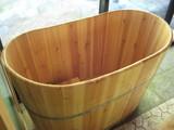 小判型のお風呂
