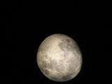 月が撮れた!!