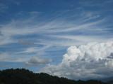 雲の引継ぎ