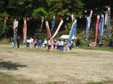 福島小学校の運動会