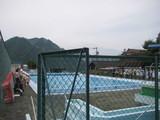 小学校もプール開き