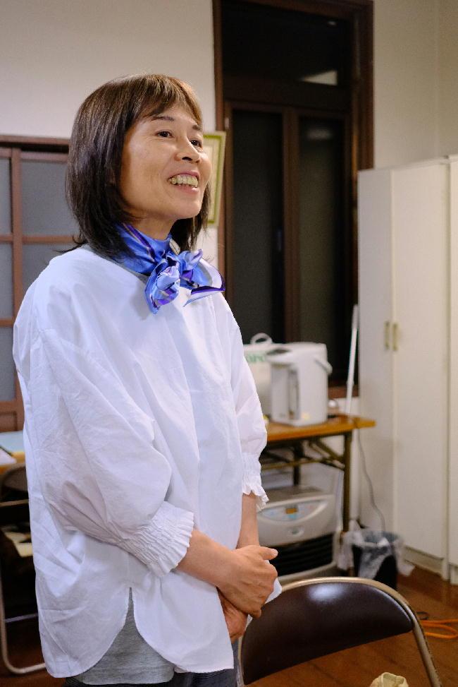 山楽日記と下界通信  「かえる会」の世話人会に坂本史子さんコメント