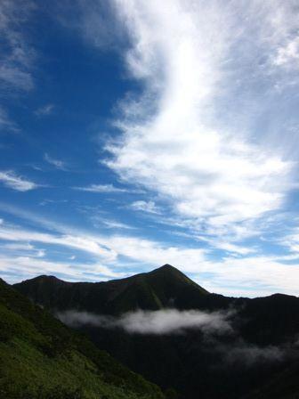 ガイド報告「日高山脈 幌尻岳」