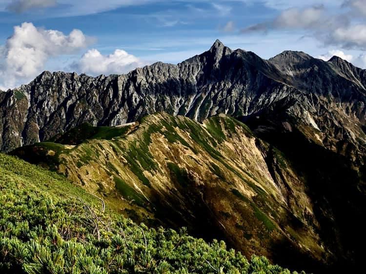 THE槍ヶ岳