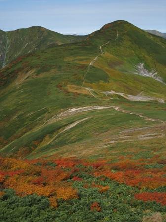 ガイド旅報告「紅葉の東北名山
