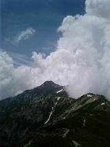 山旅実況生ブログ「下界へ」