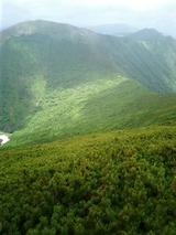 山旅実況生ブログ「4座目、天塩岳」