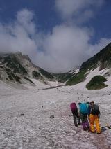 山旅報告「白馬岳 大雪渓から栂池自然園」