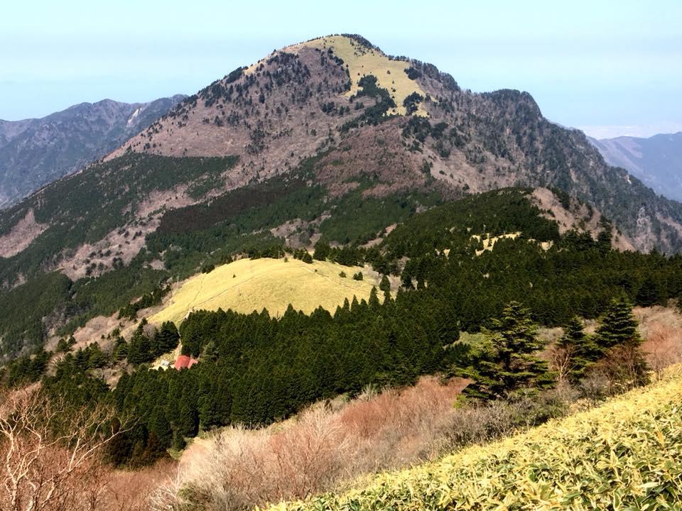四国 笹ヶ峰