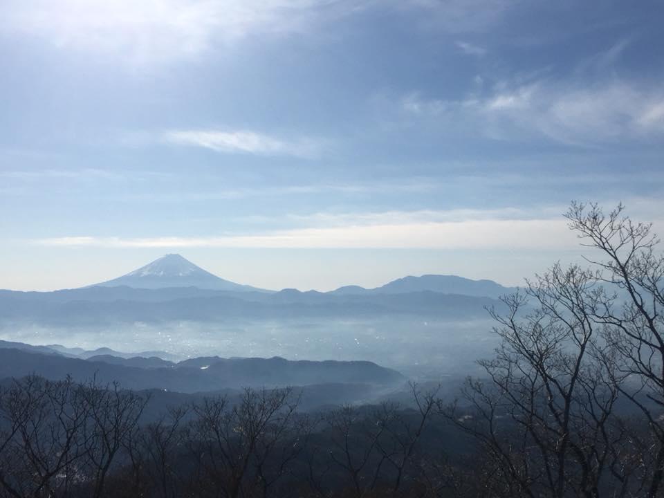 茅ヶ岳山頂!