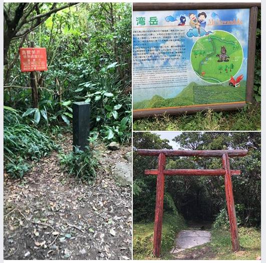 奄美大島最高峰、登頂!