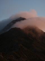 山旅実況生ブログ「北岳雲流」