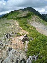 山旅実況生ブログ「稜線を歩く20日」
