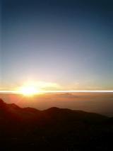 山旅実況生ブログ「稜線よりおはよう」