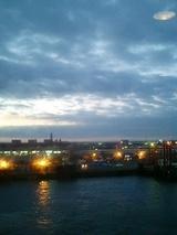 山旅実況生ブログ「再び北海道へ。苫小牧港」
