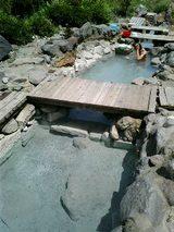 日本の旅・名湯、別府の野風呂