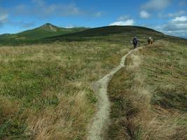 飯豊山の稜線歩き