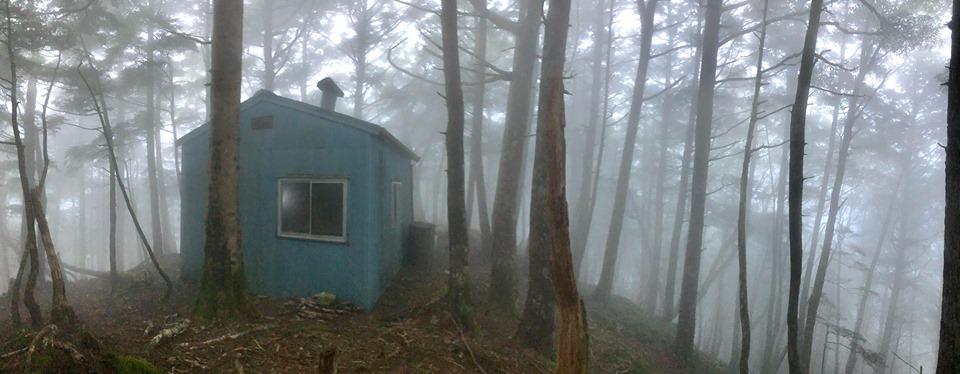 幻想の避難小屋