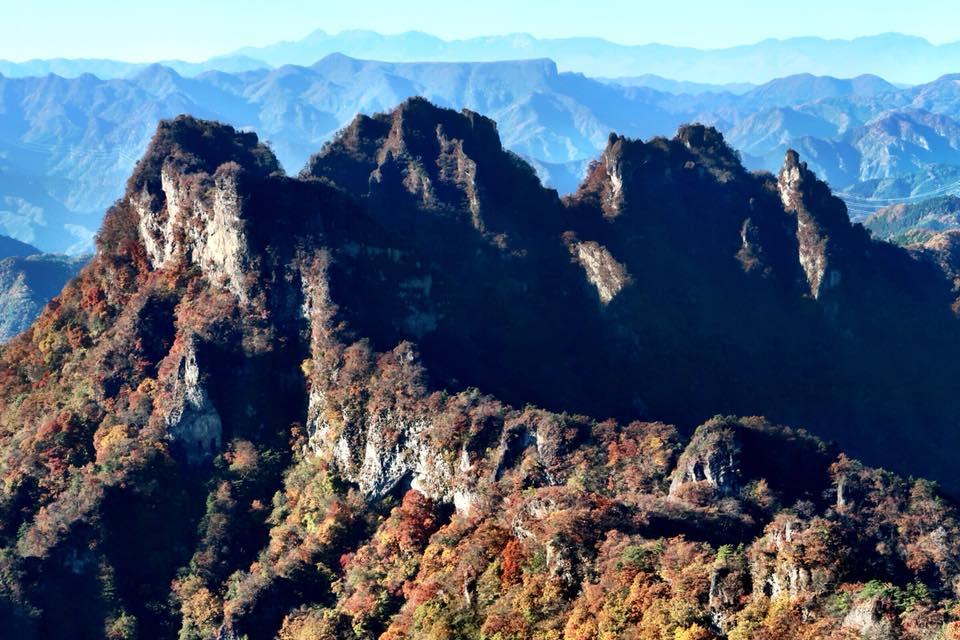 妙義山最高峰 相馬岳