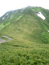 山旅実況生ブログ「石狩岳」