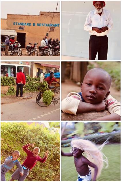 アフリカの人々
